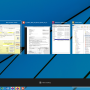 "Neue ""Task View"" Ansicht in Windows 10 - Technik Test mit LawFirm®"
